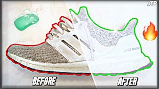 HOW TO: CLEAN SHOES Nicely WIT…
