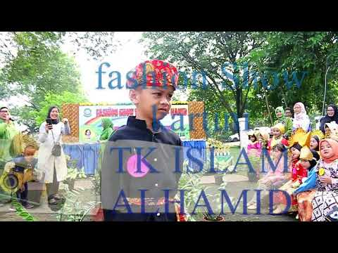 Fashion Show Kartini TK ISLAM AL HAMID