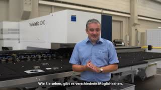 TRUMPF: Ask the Expert – How to avoid scratches during punching