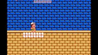 Hudson's Adventure Island NES - Real Time Playthrough