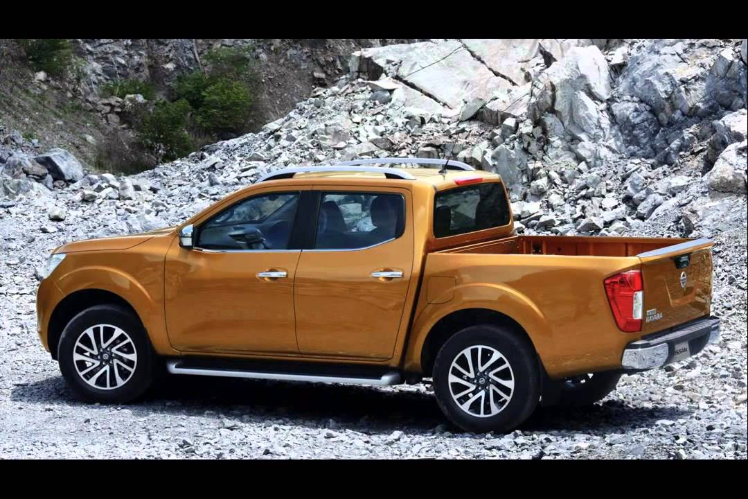 2015 Nissan Frontier Youtube