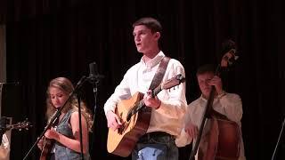 Highway 40 Blues- Adam Miller with Unicoi County High School Bluegrass