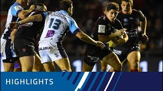 RC Toulon v Montpellier (P5) - Highlights 08.12.2018