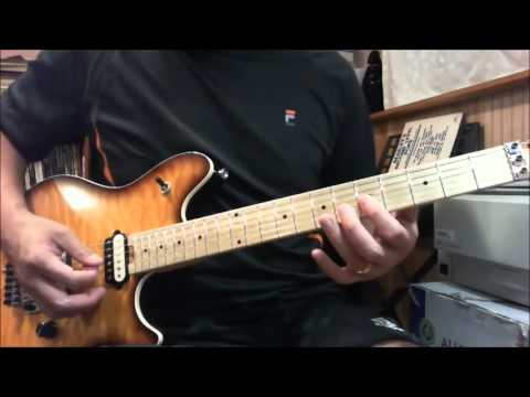 Guitar music theory lesson 03 - Understanding intervals - Perfect Fourth