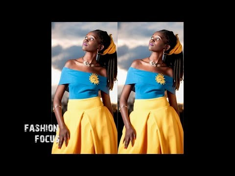 FASHION FOCUS EP8 - Interview with Uwase Tina uzahagararira u Rwanda muri World Nest Top Model 2017