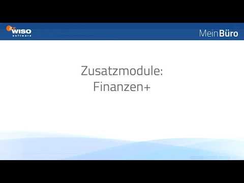 Modul Finanzen+
