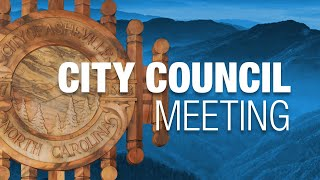 City Council Meeting – February 12, 2019