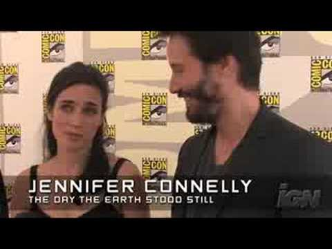 SDCC 08: The Day The Earth Stood Still Video Interviews