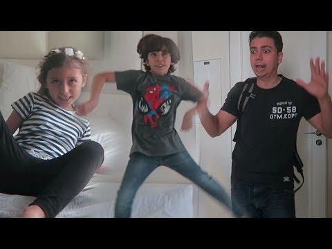 جننوني في الفندق 😩! thumbnail