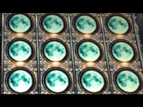MOON MAIDENS slot machine BONUS BIG WINS (4 videos)