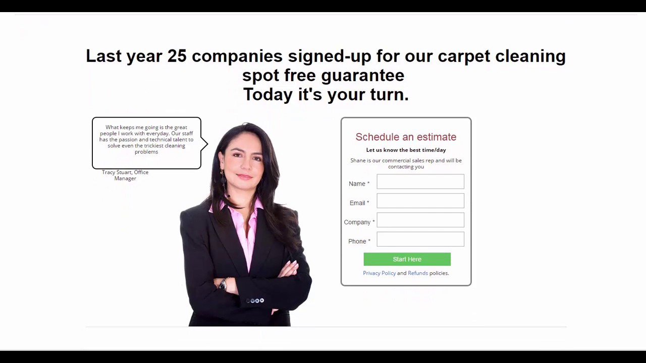 commercial cleaning advertising using your employees in ads commercial cleaning advertising using your employees in ads