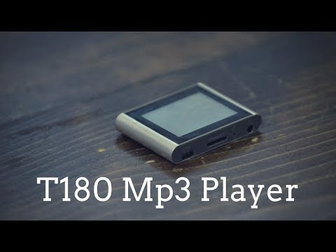 Eclipse T180 Mp3 Player 3 yr Review