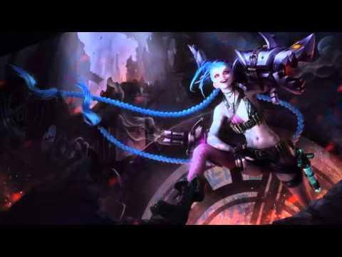 Jinx - Login music theme song + Download - League of Legends