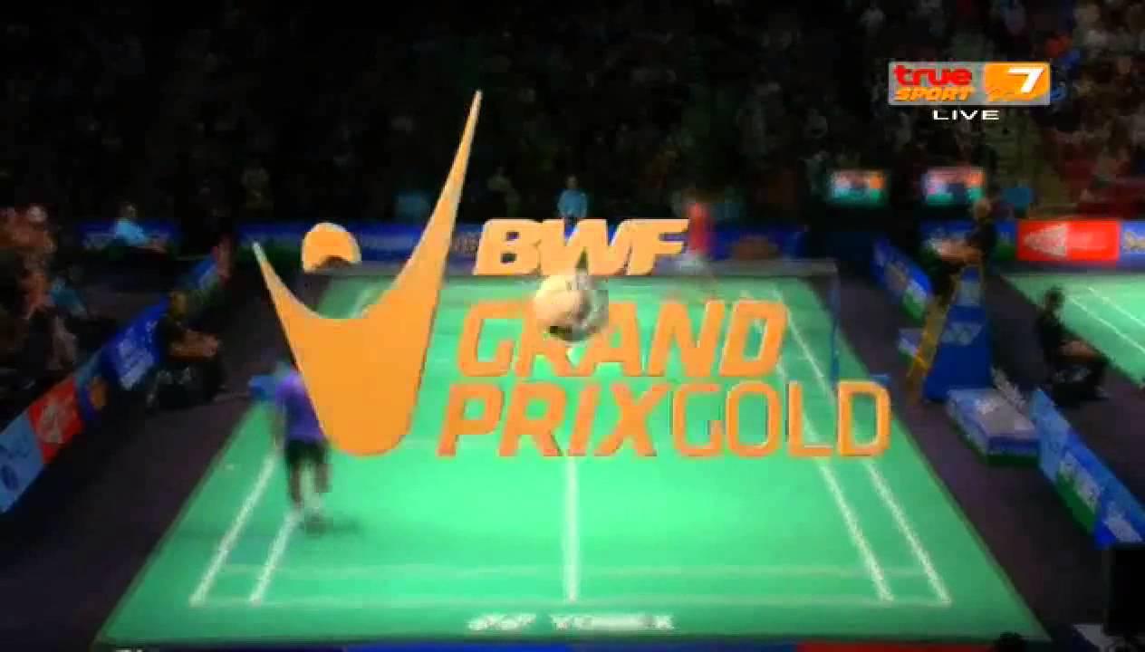 2015 Yonex US Open SF [MS] B  Sai Praneeth vs LEE Chong Wei (True Sport 7)  (Sports)