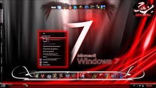 ATI DARK EDITION (tema red para windows 7)
