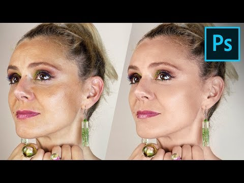 Equalize Skin Tones in Photoshop thumbnail