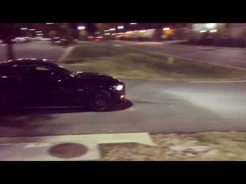 2016 Mustang Gt With Modded Exhaust Youtube