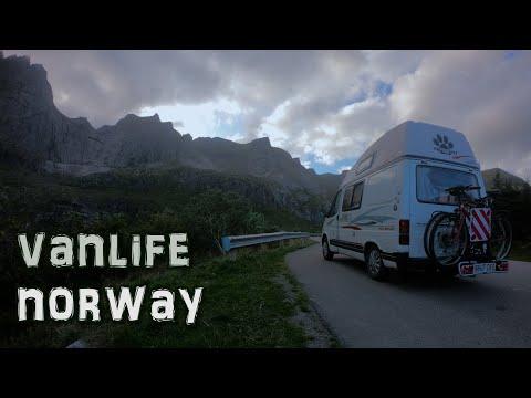 VAN LIFE EUROPE - THE ABSOLUTE BEST WE HAVE SEEN - NORWAY