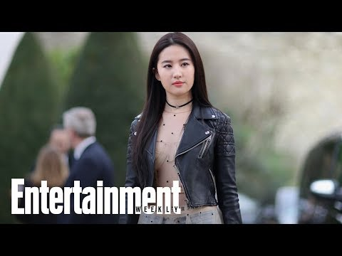 Disney's Live-Action Mulan Finds Its Star!   News Flash   Entertainment Weekly