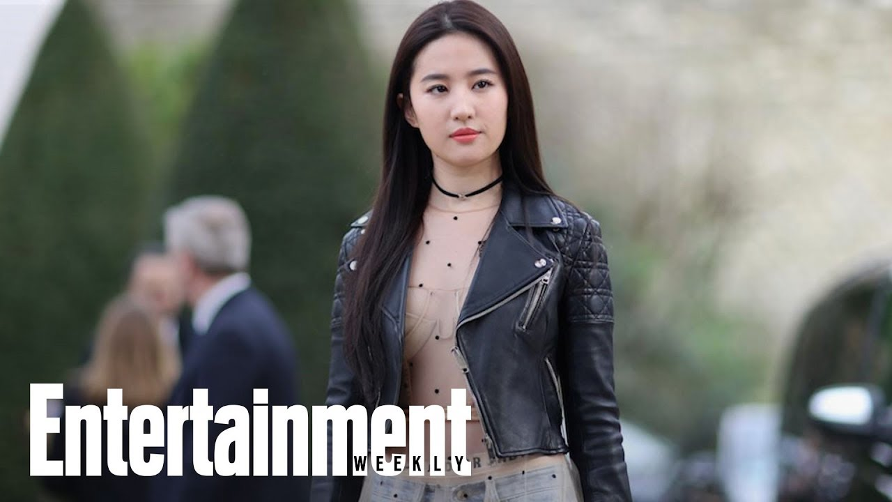 Today in Entertainment: Disney casts Chinese actress Liu Yifei in 'Mulan ...