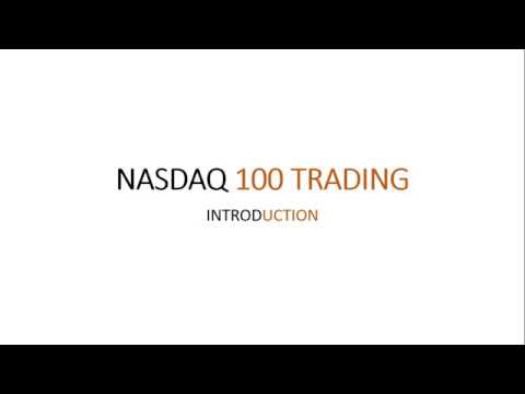HOW TO TRADE THE NASDAQ 100 | JINSI YA KUTRADE NAS 100