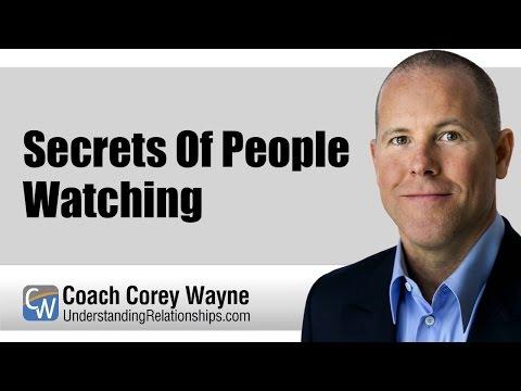 Secrets Of People Watching