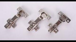 видео Какие бывают виды дверных петель