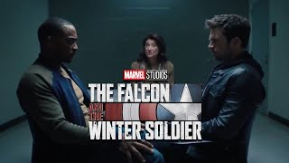 The Falcon and The Winter Soldier - Official Trailer (2021)