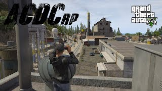 GTA 5 ACDCrp - Episode 24 - It's Time to Stakeout the Trash!