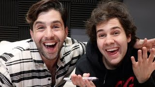RELATIONSHIP ADVICE WITH DAVID DOBRIK!!