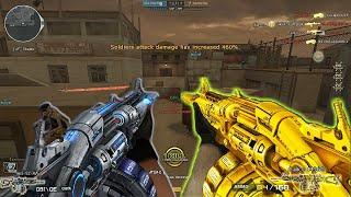 Crossfire NA 2.0 : AA12 Iron Beast - Hero Mode X - Zombie V4