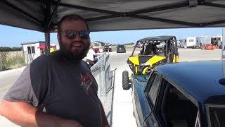 Darrell Williams w/Little Gambler Racing at Redemption 14 on 8-25-18