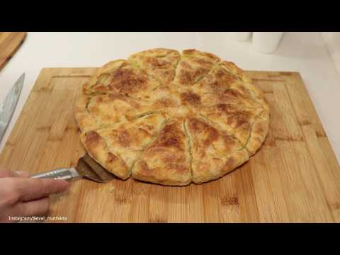 ✅ Bu Kadar Kolay Börek Yaptınızmı Hiç 💯 Oklava Kullanmadan En Güzel Börek Tarifi 👉🏻Seval Mutfakta