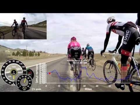 Boulder Colorado Gateway group ride 3 12 2016