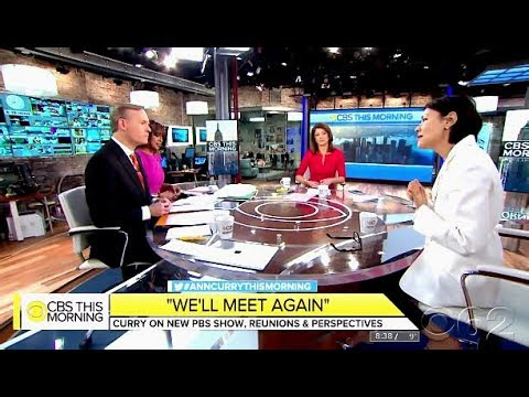 Ann Curry Chats New PBS