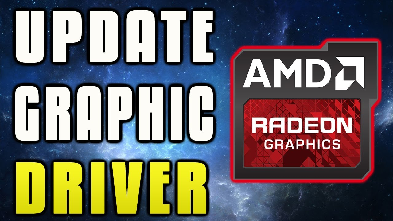 How To Install Amd Graphics Driver In Windows 10 32 64 Bits Youtube