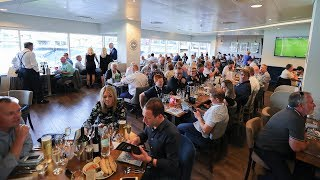 Matchday Restaurants at the Amex