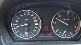 E91 320D Automatik Problem