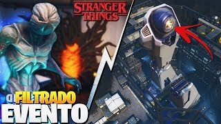 *FILTRATED* THE MOST SECRET WAS REVEALED FROM FORTNITE x STRANGER THINGS FORTNITE: Battle Royale