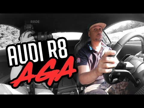 JP Performance – Audi R8 V10 Plus Abgasanlage