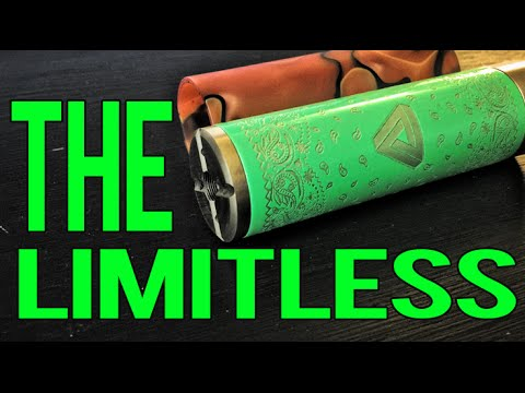 The Limitless Mod ~ Hard hitter