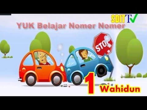 BALAJAR BAHASA ARAB - Nomer (عدد) Dengan Lagu Anak - Anak GAMPANG HAFAL
