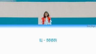 IU (아이유) – BBI BBI (삐삐) Lyrics (Han|Rom|Eng)