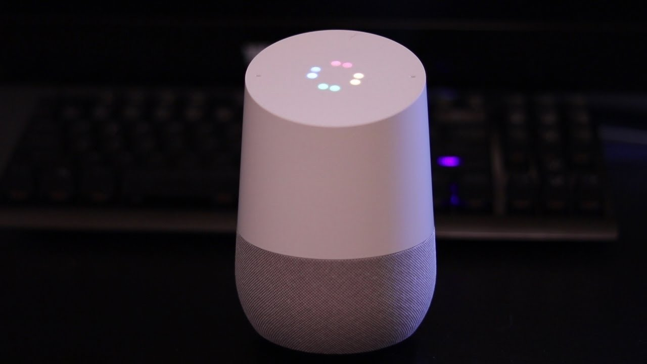 google home review 2017/ google home 2017 unboxing/google home中文