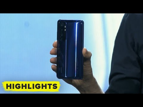Watch Xiaomi reveal the Mi Note 10 Lite (full presentation)