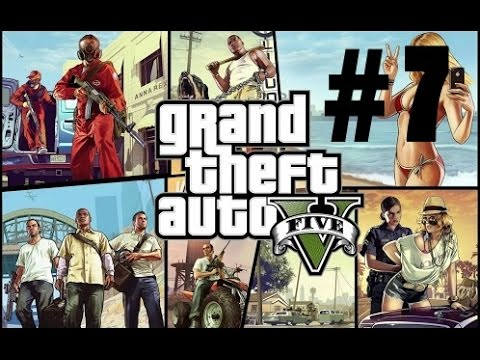 Grand Theft Auto V: Story Walkthrough #7