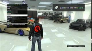 GTA V ONLINE:BUG DO DINHEIRO INFINITO 1.16    200.00 POR MINUTO           23/09/14
