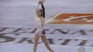 "Sasha Cohen - 2003 Campbells ""Swan Lake"""