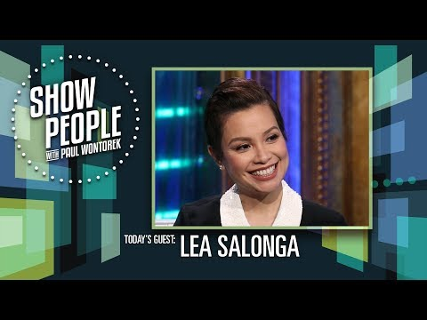 Show People with Paul Wontorek: Lea Salonga of ONCE ON THIS ISLAND