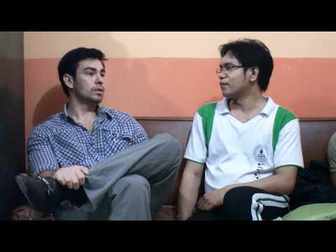 Carlos Morales interview @ JSISF